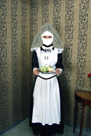 hotel_with_silenced_maids-maid_serving_fruits