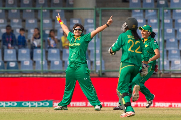 India Women's World T20 Cricket India Pakistan