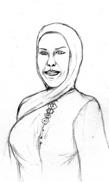Liv Tyler hijab